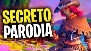 SECRET (FORTNITE PARODY) Anuel AA, Karol G - Secret ? GIOVA