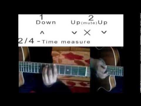 Palat (tera hero idhar hain) guitar chords lession main tera hero easy