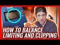 LIMITING VS CLIPPING FOR MASTERING?? w/ Mike Kalajian - URM Enhanced