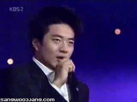 Kwon Sang Woo Singing Bogoshipda