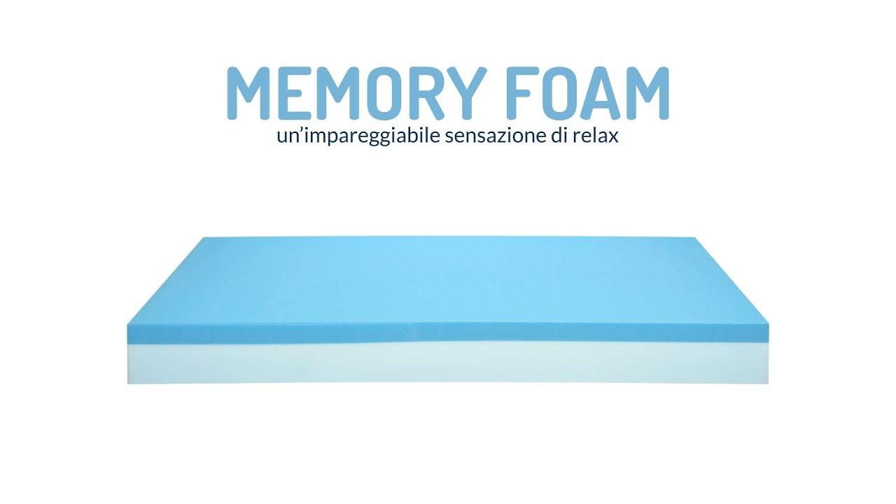 Foam Materassi.Perche Scegliere Un Materasso In Memory Foam Youtube