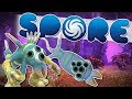 it grew a brain! | spore  Picture