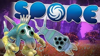 IT GREW A BRAIN! | Spore