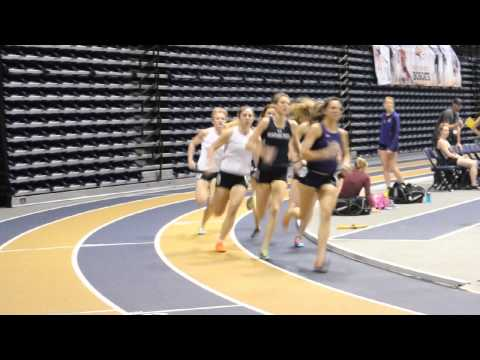 Indoor Track 2015 Montana State University Track and Field