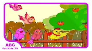 A Good Bird Kids Story By Hien Bui l Kids Bedtime Storybook For Children l ABC For Kids TV
