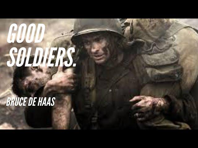 20200329 - Good Soldiers of Jesus Christ -  Bruce de Haas
