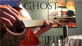 Ghost Crucified Acoustic Guitar Intro HD