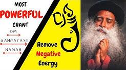 🔴 Vastu shanti chant || Sadhguru Chant Remove All Home Negative Energy & Negative Thoughts