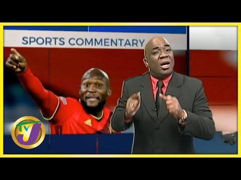 Romelu Lukaku | TVJ Sports Commentary - June 24 2021