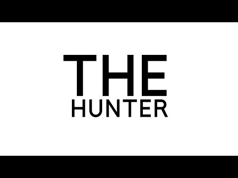SLAVES - THE HUNTER [LYRICS MUSIC VIDEO] (down-pitched....)