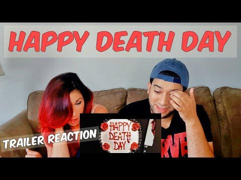 Happy Death Day Trailer 1 REACTION