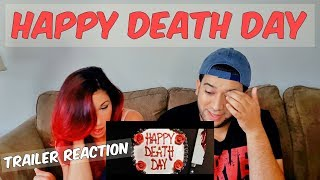 Happy Death Day Trailer 1 REACTION