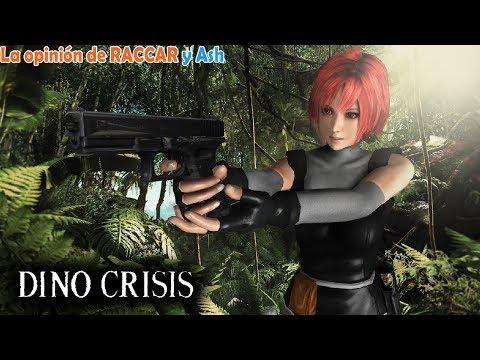 Repaso a la saga Dino Crisis - La opinión de RACCAR y Ash