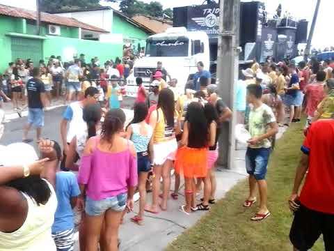 bloco os bartira com a banda beijo na boca Carnaval 2018 em boca da mata AL