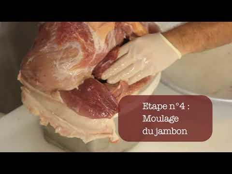 Maison Trémont QUALICHEF Recette Jambon
