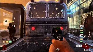 Black Ops 2 Zombies 8 Man Tranzit Live Commentary/Gameplay Pt. 3