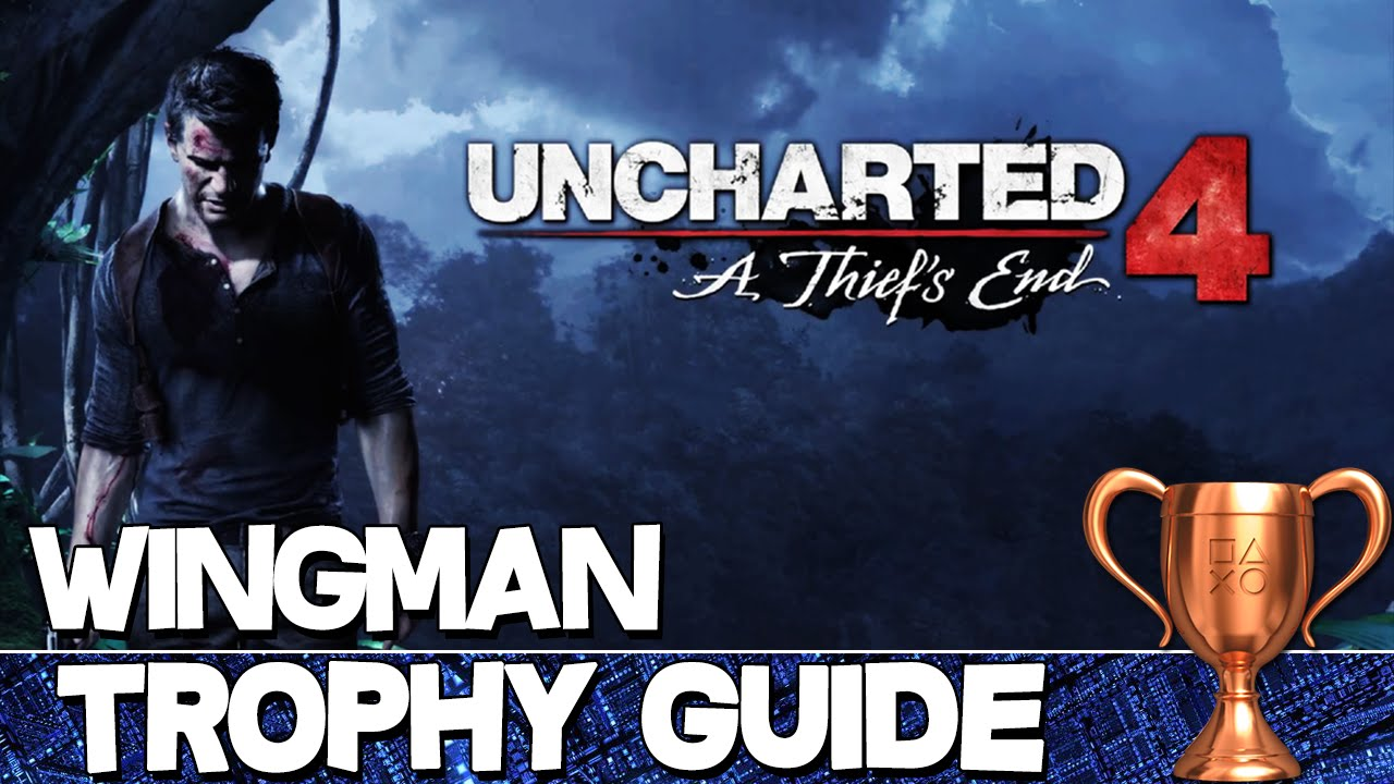 uncharted 2 trophy guide and roadmap