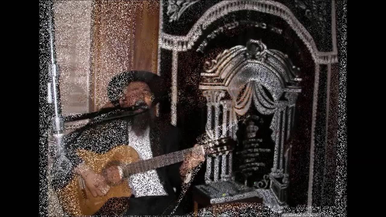 """הרב רונן חזיזה בשיר חזק ומרגש """"לעולם לא אעזבך"""" חובה צפייה!!!"""