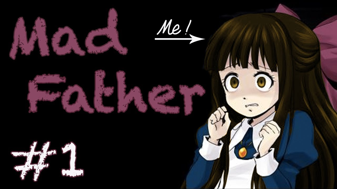 Mad Father Part 1 - A New Horror RPG Maker Adventure Begins!!