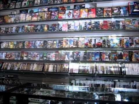 VIDEO GAME BUSINESS FOR SALE