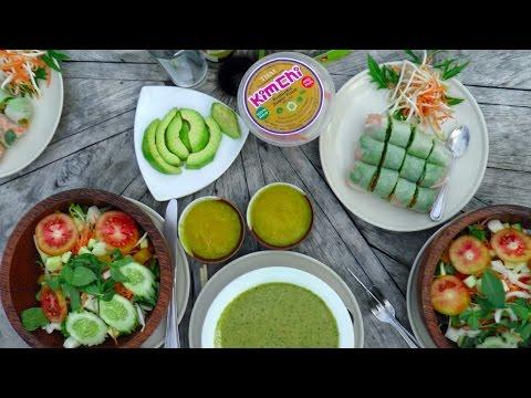 The SPA Resort Organic Vegan Restaurant Koh Samui (Review)