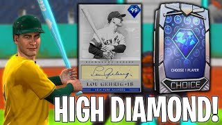 OPENING AN EXCLUSIVE HIGH DIAMOND CHOICE PACK! MLB The Show 19 Diamond Dynasty Pack Opening