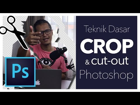 Teknik Dasar Crop & Cut Out di Photoshop - Bahasa Indonesia