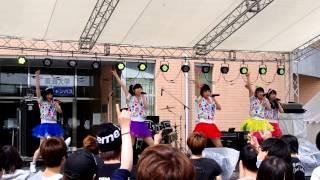 2014年6月14日、北海道東海大学建学祭にて開催された『ミルクス』のステ...