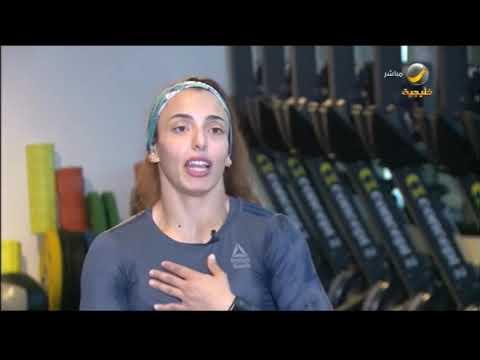 أمل الشهراني أول سعودية في بطولة الكروسفت العالمية تتحدث لسيدتي Youtube