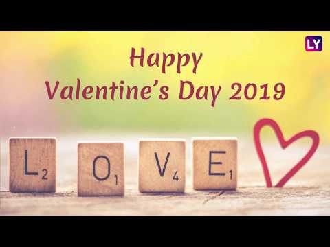 Happy Valentine's Day 2019: Messages, Greetings, WhatsApp & Instagram Quotes To Wish Your Loved Once
