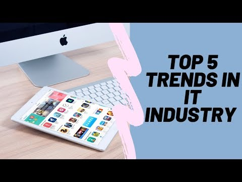 Latest Trends In IT/Computer Industry 2019 | Trending Technologies To Learn In 2019