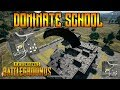 PUBG XBOX ONE TiPS FROM A TOP 100 PLAYER- HOW TO BECOME THE KiNG OF SCHOOL!!!!!