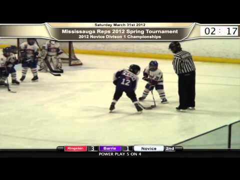 03 - D3 Championships - Kingston vs. Barrie
