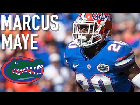Marcus Maye || Official Florida Highlights