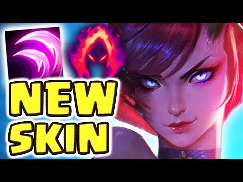 THIS SKIN WILL MAKE YOU SCREAM | *NEW* BLOOD MOON EVELYNN JUNGLE SPOTLIGHT | THIS IS WHY YA GUNBLADE