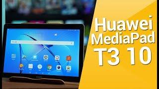 Huawei MediaPad T3 10 inceleme - Uygun fiyatlı tableti inceledik!