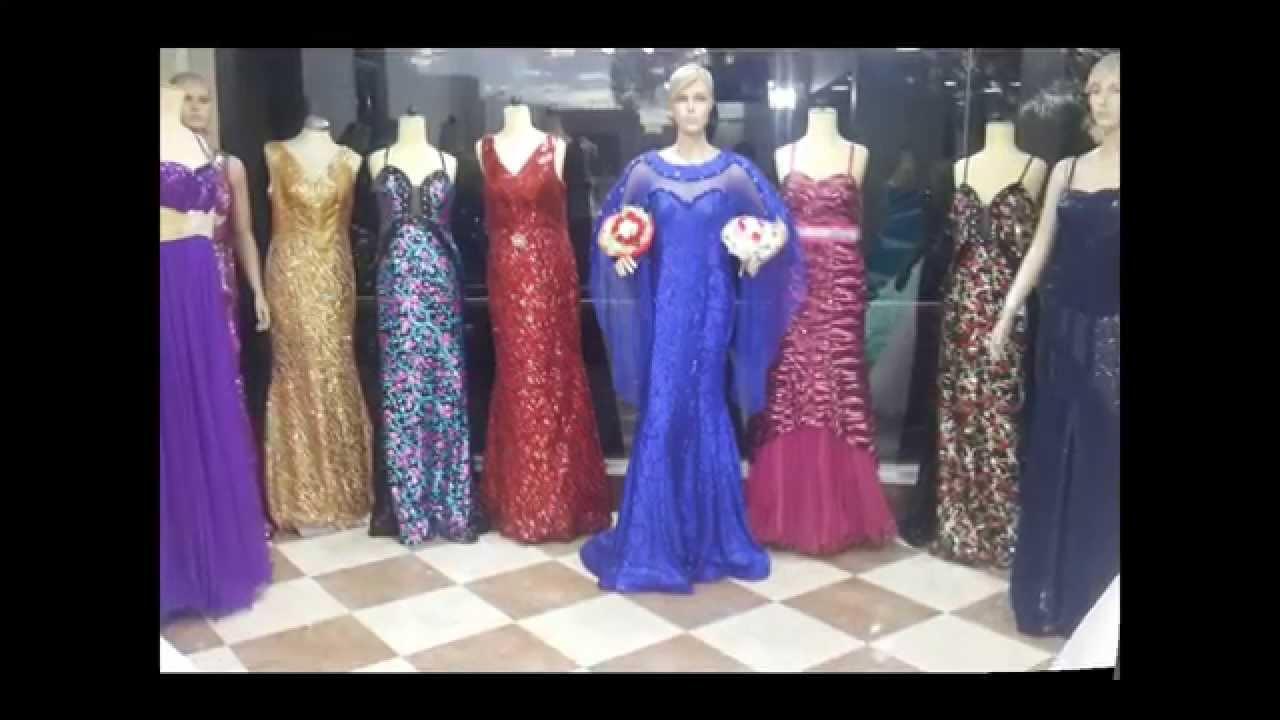 286ddb5d3  اتيليه فينوس لفساتين الزفاف و الخطوبة و السواريه - YouTube