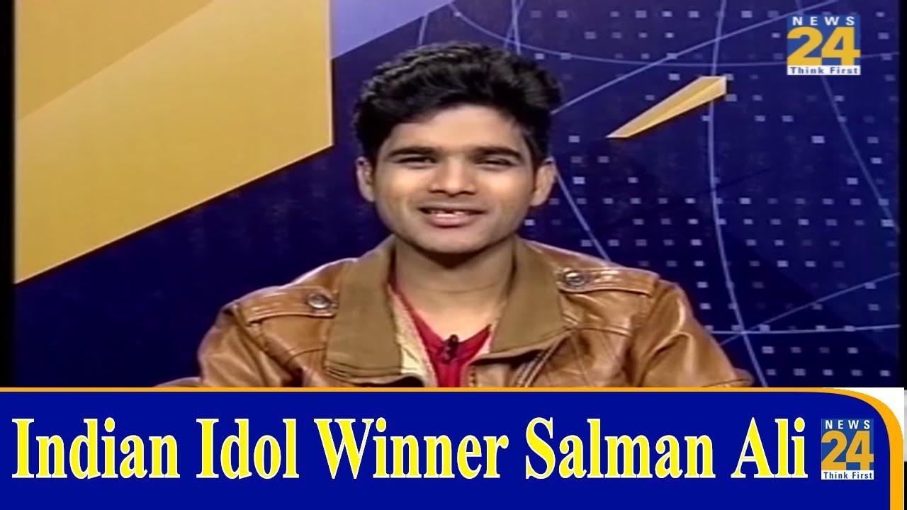 Indian Idol 10 winner Salman Ali Exclusive on News24