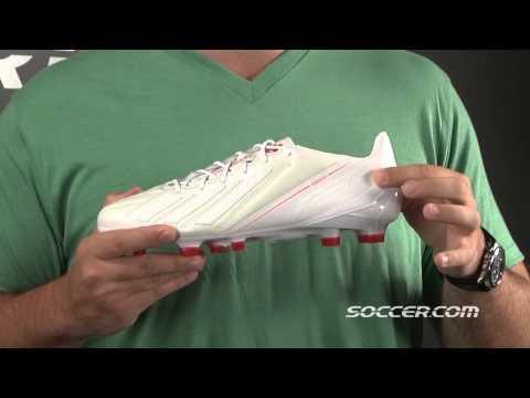adidas F50 adizero TRX - Running White/Running White/Infrared