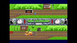 Thomas The Tank Engine 2 (Amiga 500 Gameplay Video)