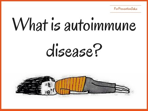 what is autoimmune disease?