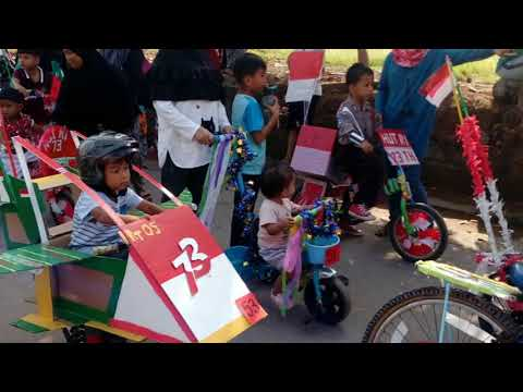 Indonesia Tetap Merdeka ke 73 RW.18