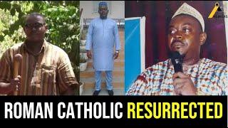 Inspiring Convert Story to Islam Ahmadiyya : Roman Catholic Resurrected