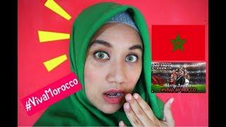 Hatim Ammor - ViVa Morocco (EXCLUSIVE Music Video) 2018 | Indonesia Reaction