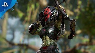 『Predator: Hunting Grounds』 Ultimate Adversary Trailerを見る