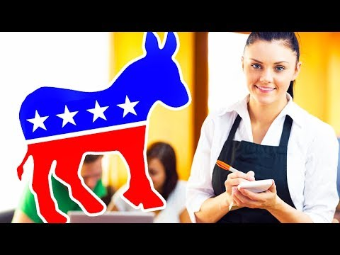 Democrats Finally Fighting For Workers?