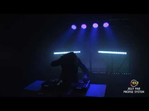 American DJ Jelly Par Profile Par LED System Stage Lighting Overview | Full Compass