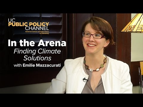 Finding Climate Solutions with Emilie Mazzacurati