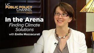 Finding Climate Solutions with Emilie Mazzacurati—In the Arena with Jonathan Stein