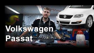Чистка мехатроника / Volkswagen / Passat B6